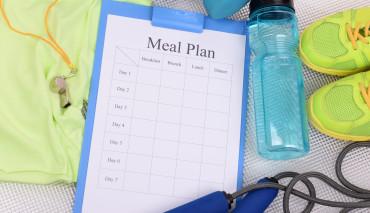 Ernährung bei intensivem Muskelaufbau